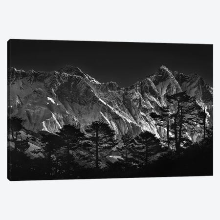 Everest View Canvas Print #OXM2838} by Sorin Tanase Art Print