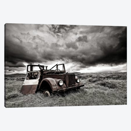 Roofless Canvas Print #OXM2852} by Torsteinn H. Ingibergsson Art Print