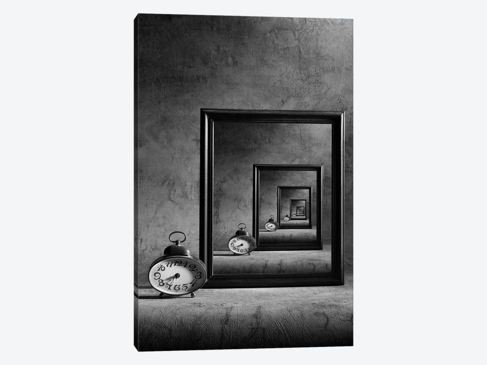 The Eternity by Victoria Ivanova 1-piece Canvas Art Print