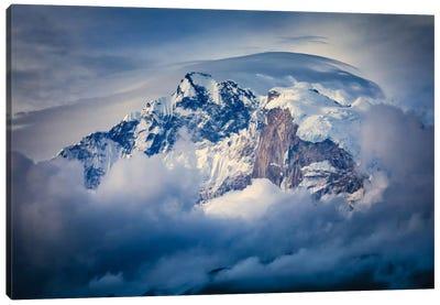 Annapurna Range Canvas Art Print