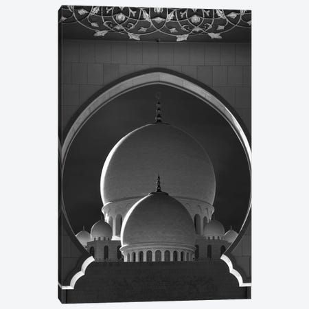 Dome Framing Canvas Print #OXM2891} by Ahmed Thabet Canvas Print