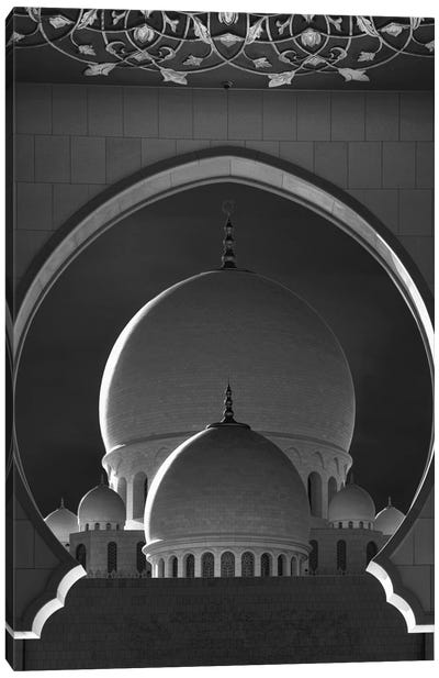 Dome Framing Canvas Art Print