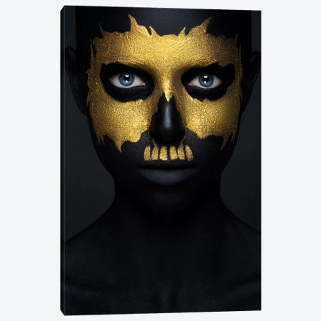 Gold Of The Dead Canvas Print #OXM2898} by Alex Malikov Canvas Print