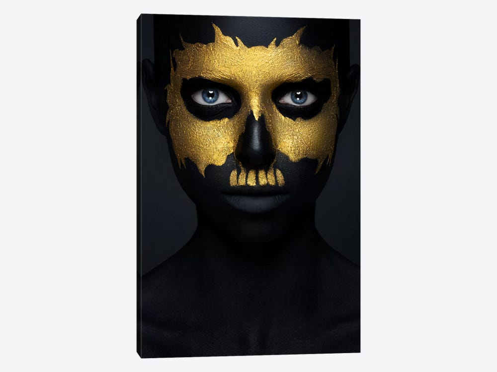 Gold Of The Dead by Alex Malikov 1-piece Art Print