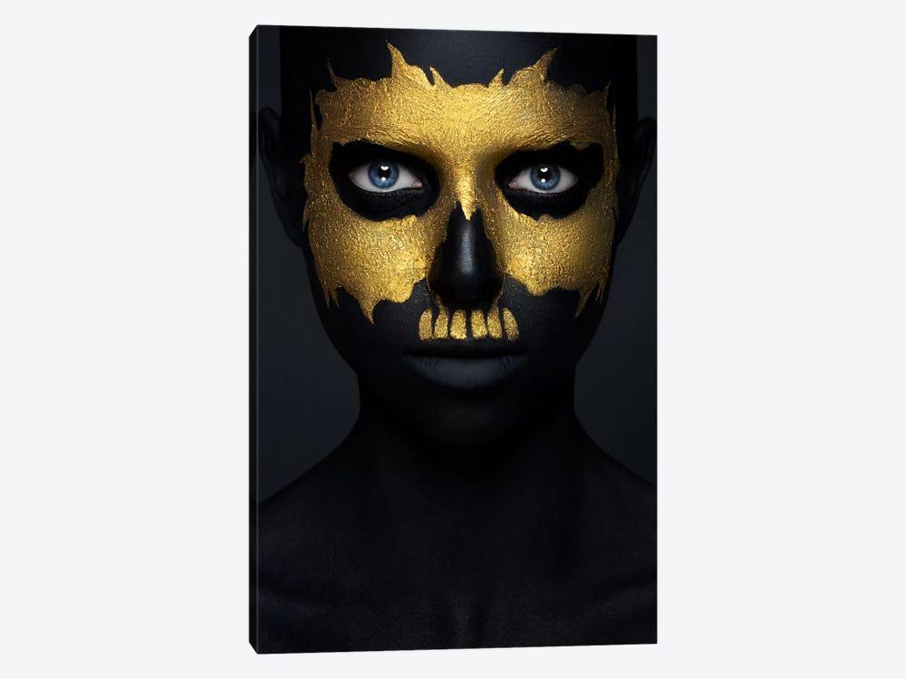 Gold Of The Dead by Alex Malikov 1-piece Art Print