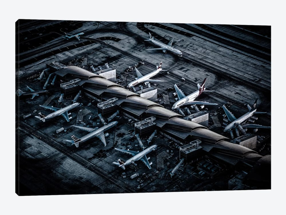 Above Lax by Andreas Agazzi 1-piece Art Print