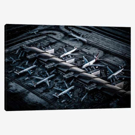Above Lax Canvas Print #OXM2908} by Andreas Agazzi Art Print