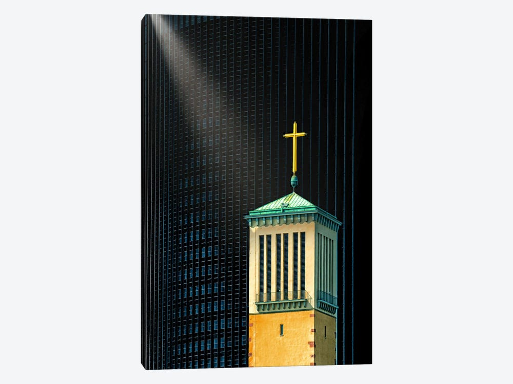 The Light Beam by Anette Ohlendorf 1-piece Canvas Wall Art