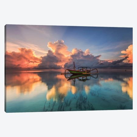 Standing Alone Canvas Print #OXM2931} by Bertoni Siswanto Canvas Artwork