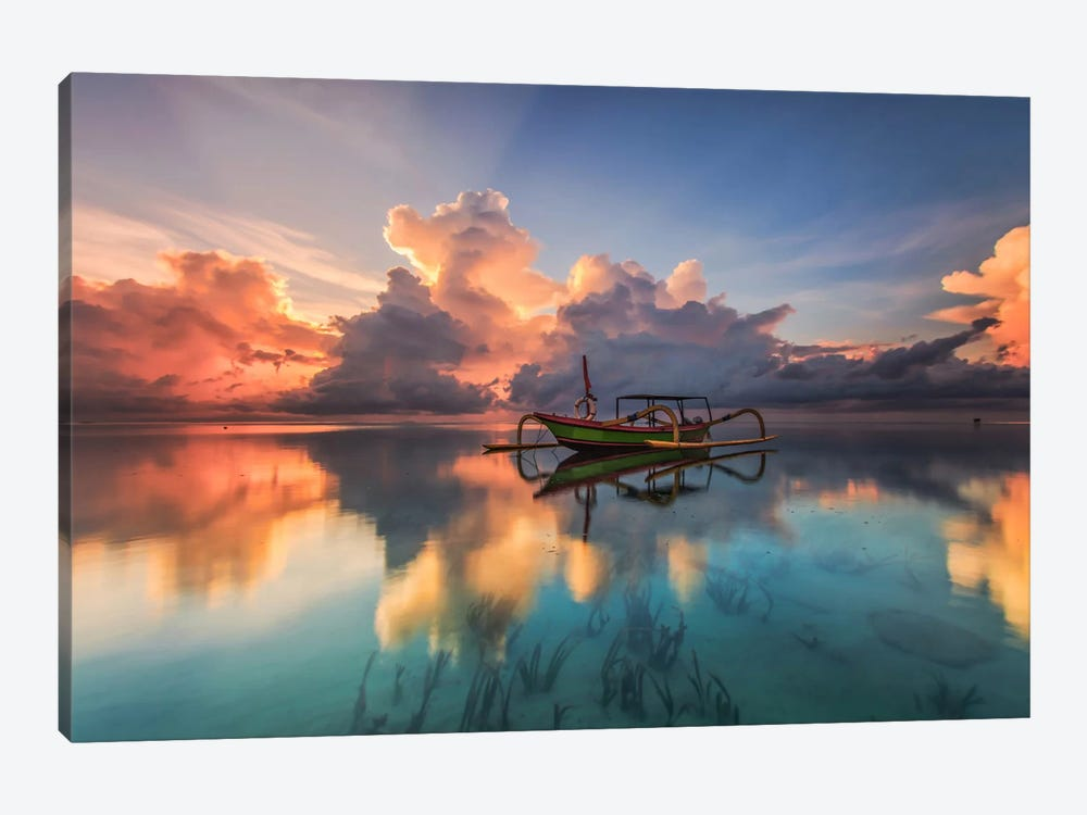 Standing Alone by Bertoni Siswanto 1-piece Canvas Art Print