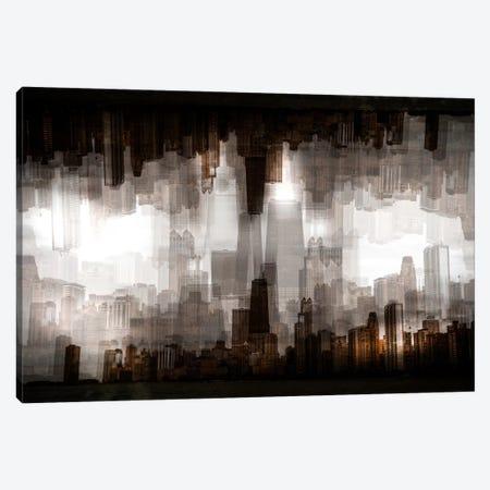 Chicago Skyline Canvas Print #OXM2941} by Carmine Chiriaco Canvas Print
