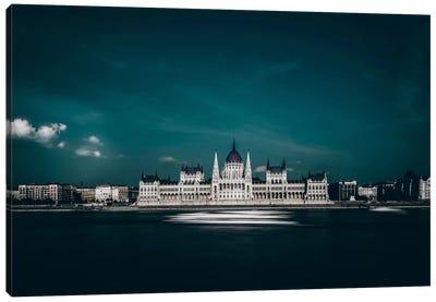 The Parliament Canvas Art Print