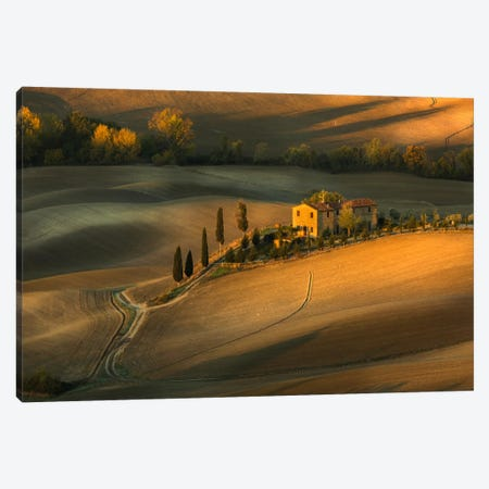 Tuscany Canvas Print #OXM2953} by Clas Gustafson Canvas Art