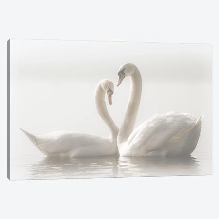 ... Forever... Canvas Print #OXM296} by Monika Schwager Canvas Wall Art