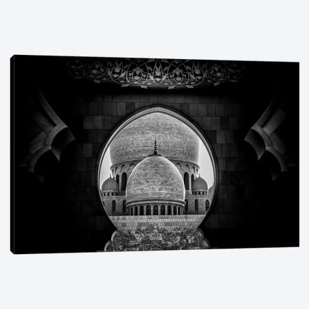 Framed Canvas Print #OXM2982} by Fahad Abdualhameid Canvas Art Print