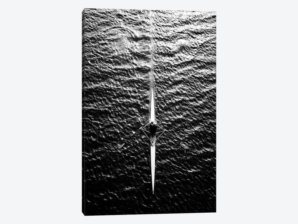 Untitled by Friedhelm Hardekopf 1-piece Canvas Art Print