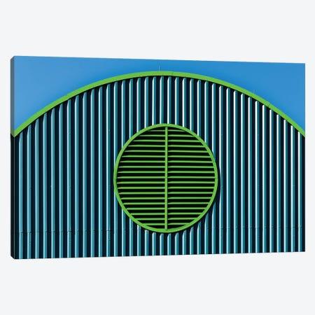 Facade Canvas Print #OXM2996} by Gary E. Karcz Art Print