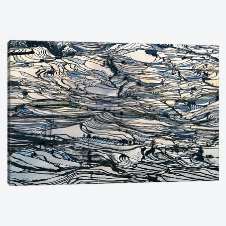 Earth Carpet Canvas Print #OXM3001} by George Doupas Art Print
