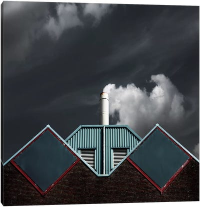 The Cloud Factory Canvas Art Print