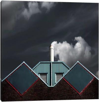 The Cloud Factory Canvas Art Print