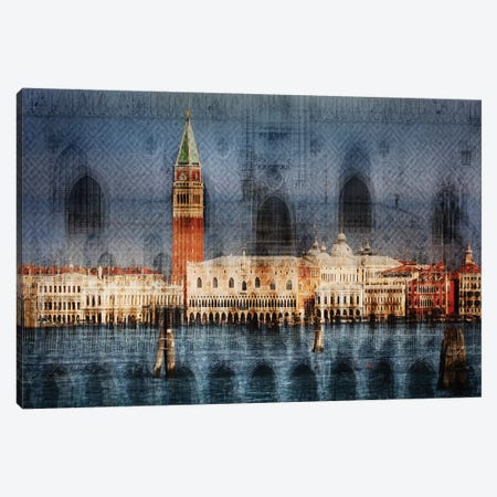 San Marco Canvas Print #OXM3020} by Hans-Wolfgang Hawerkamp Canvas Print