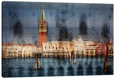 San Marco Canvas Art Print