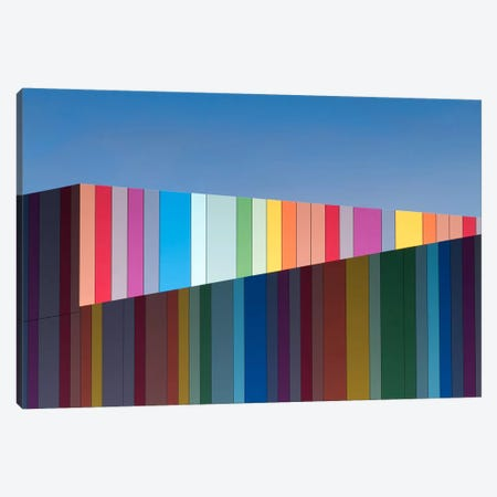 Urban Candy Canvas Print #OXM303} by Gregory Evans Canvas Print