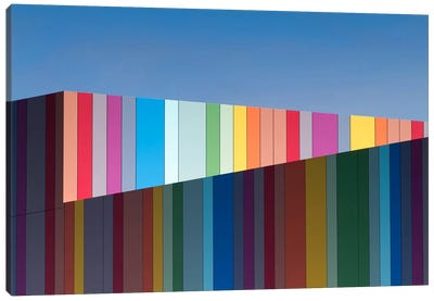 Urban Candy Canvas Art Print