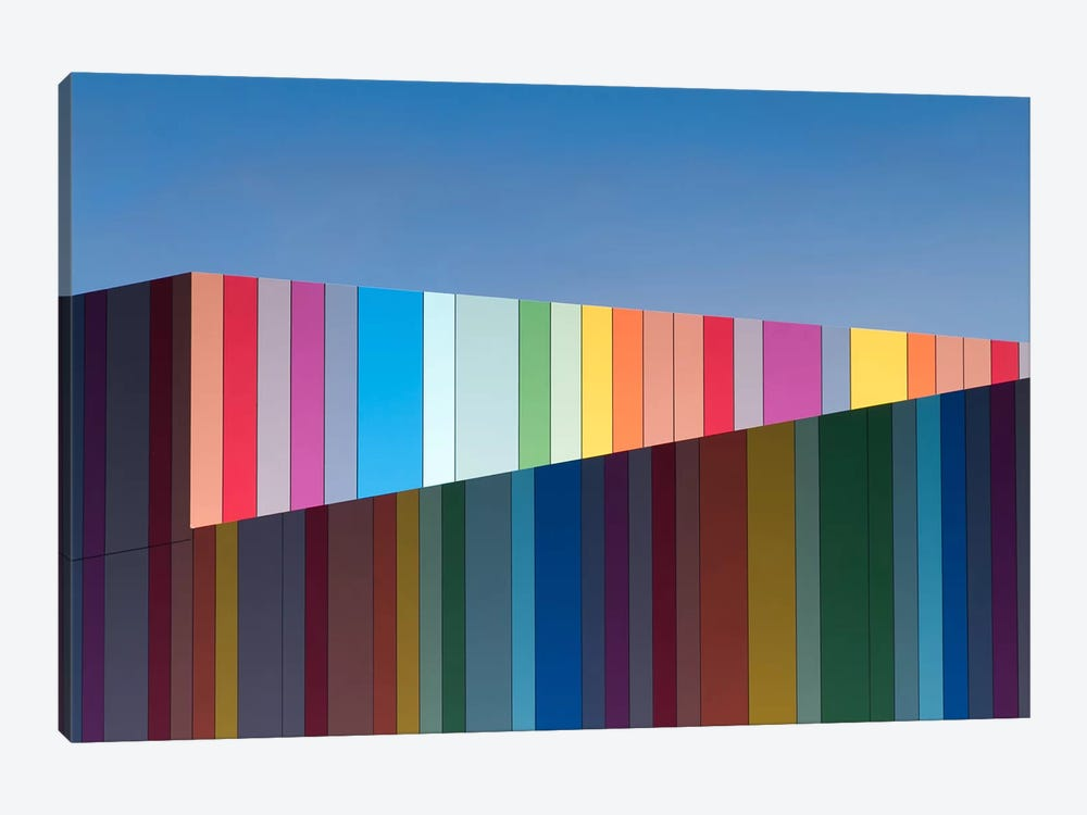 Urban Candy by Gregory Evans 1-piece Canvas Artwork