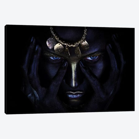 Nagual's Wind Canvas Print #OXM3046} by Ivan Kovalev Canvas Artwork