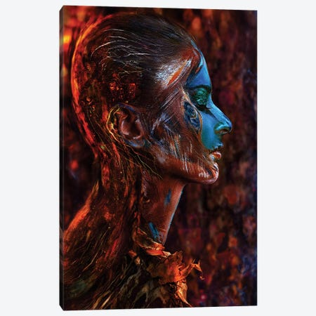 Spirit Of The Wood Canvas Print #OXM3047} by Ivan Kovalev Canvas Wall Art