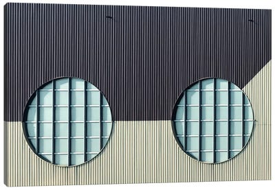 Two Eyes Canvas Art Print
