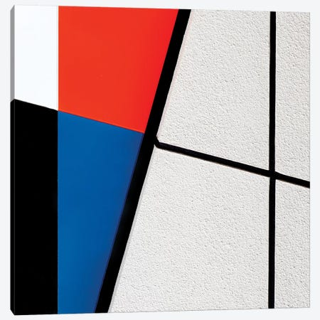 Colours With Lines 3-Piece Canvas #OXM3065} by Jeroen van de Wiel Canvas Wall Art