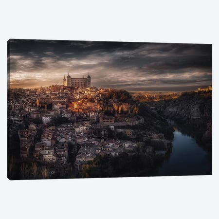 Toledo Canvas Print #OXM3117} by Massimo Cuomo Canvas Art