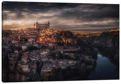 Toledo Canvas Art Print