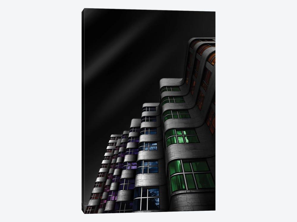 Shellhaus Color by Matthias Hefner 1-piece Art Print