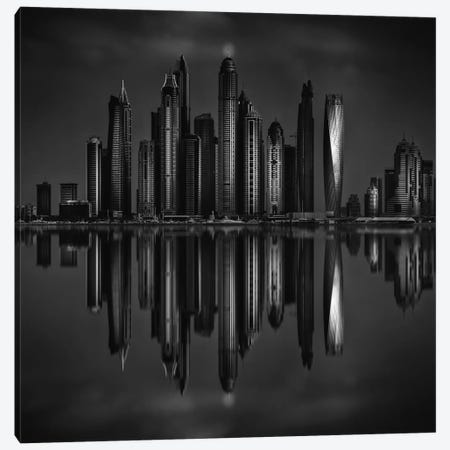 Reminiscence! Canvas Print #OXM3134} by Mohammed Shamaa Canvas Artwork