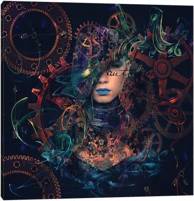 Reincarnation Canvas Art Print