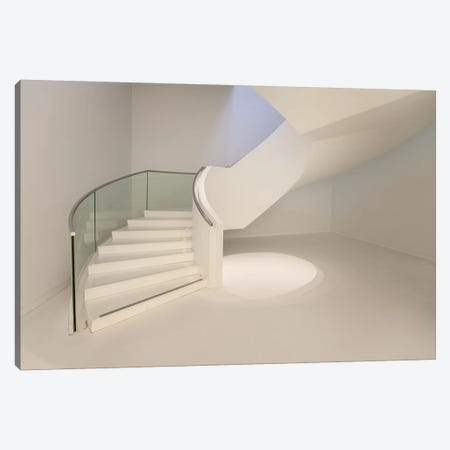 Stairs Canvas Print #OXM314} by Dries van Assen Canvas Art Print