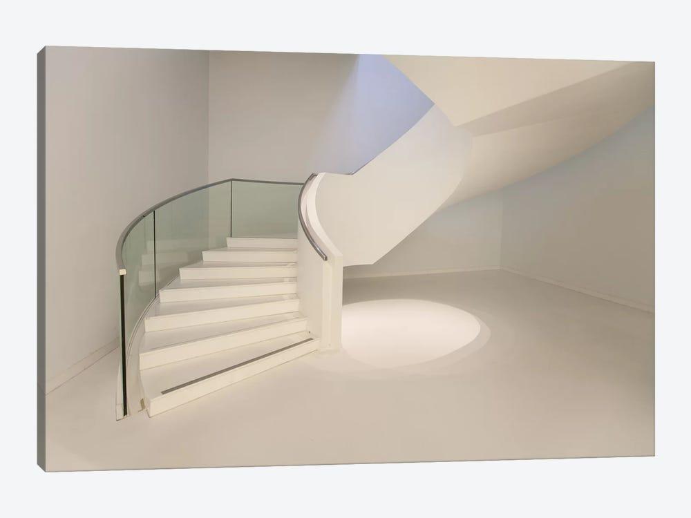 Stairs by Dries van Assen 1-piece Canvas Art