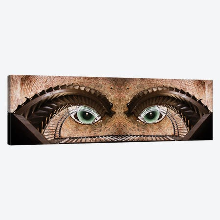 Watching You 3-Piece Canvas #OXM3151} by Paco Palazon Art Print