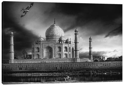 The Banks Of The Jamuna River Canvas Art Print