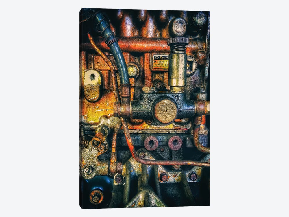Made In Japan 1-piece Canvas Art Print