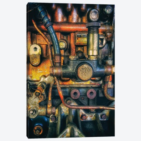 Made In Japan Canvas Print #OXM3178} by Rooswandy Juniawan Art Print