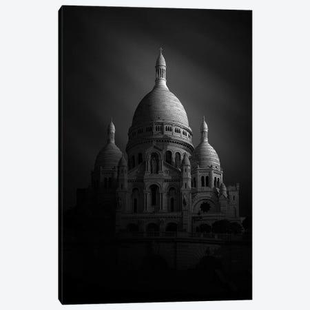 Basilique du Sacre Coeur Canvas Print #OXM3186} by Sebastien Del Grosso Art Print