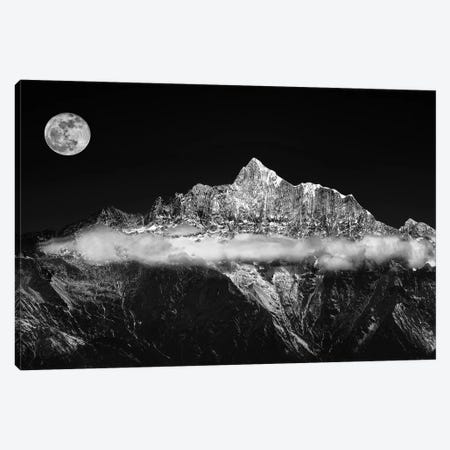 The Jade Belt Canvas Print #OXM3188} by Selinos Canvas Art