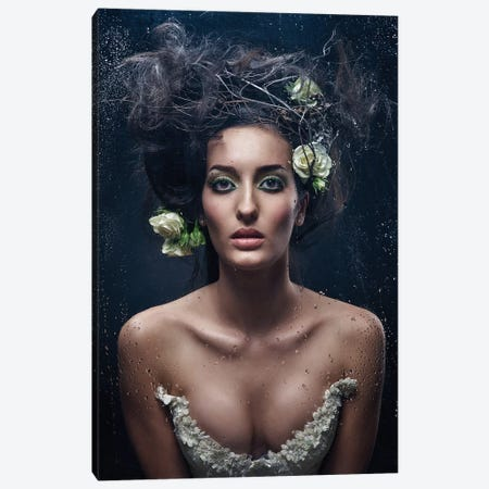 Arina Canvas Print #OXM3189} by Sergey Smirnov Canvas Art