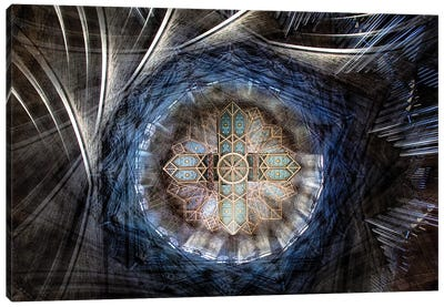 St. David's Cathedral Roof Canvas Art Print