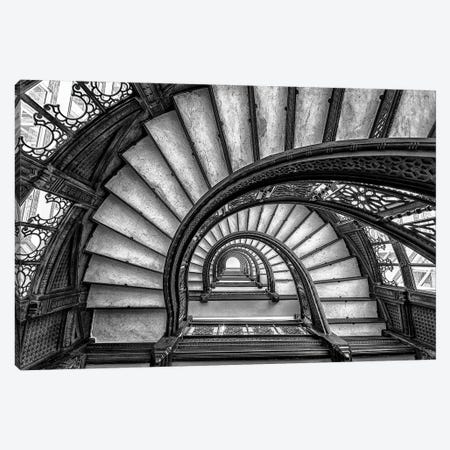 The Rookery Canvas Print #OXM3235} by Yimei Sun Art Print