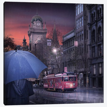 The Long Goodbye 7 Canvas Print #OXM3247} by Adrian Donoghue Canvas Art